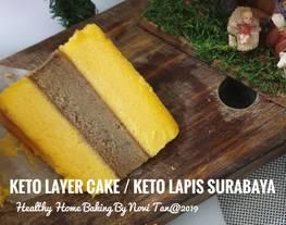 8. Keto Kue Lapis / Keto Lapis Surabaya / Lapis Surabaya Premium