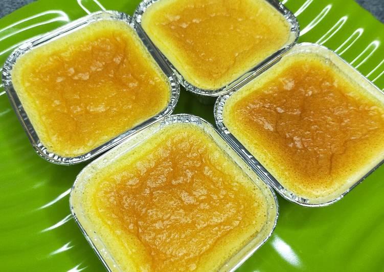 Bagaimana Menyajikan Resep Lezat Dari Cotton Cheesecake Lowcarb/Debm/Keto