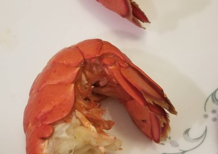 Recipe of Perfect Instant Pot Lobster Tails with Butter Sauce