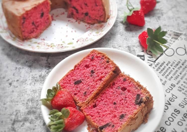 Cake Nutrijel Strawbery Oreo