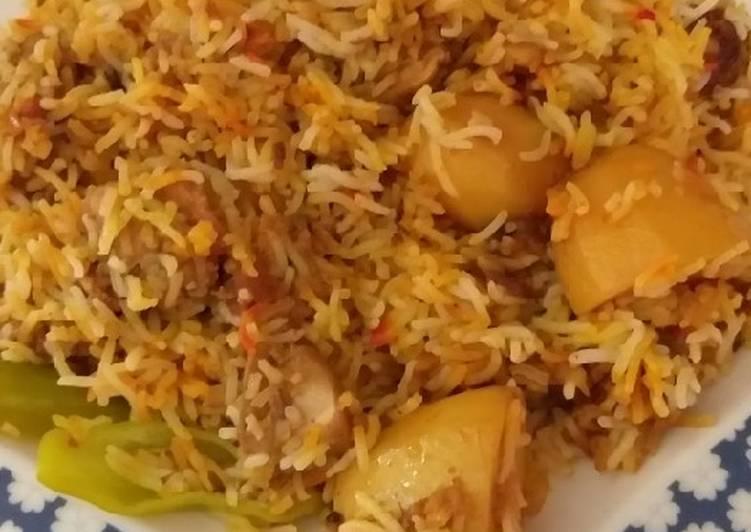 How to Prepare Top-Rated Chicken biryani