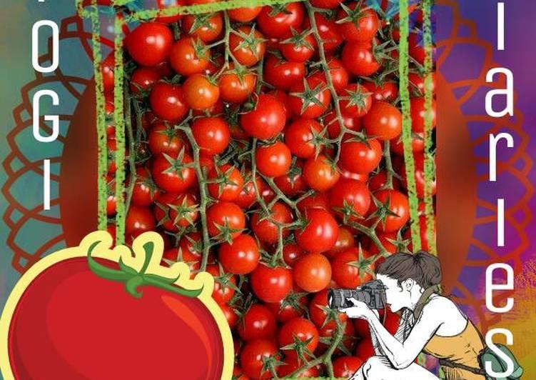 Cherry tomatoes chutney