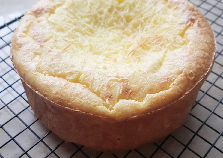 266. Egg Cheese Quiche (Keto Friendly)