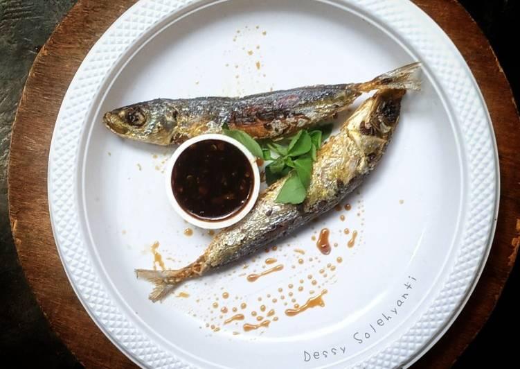 Ikan Pindang Sambal Tiram