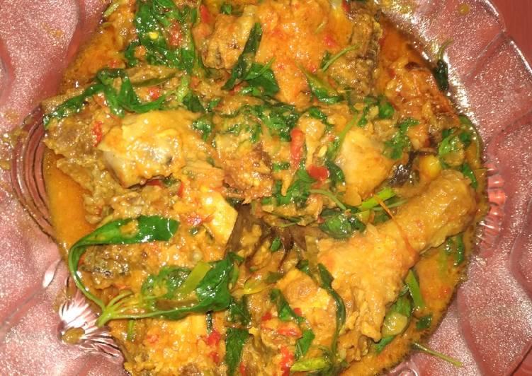 Resep Ayam rica rica kemangi oleh Dapur Sachi - Cookpad