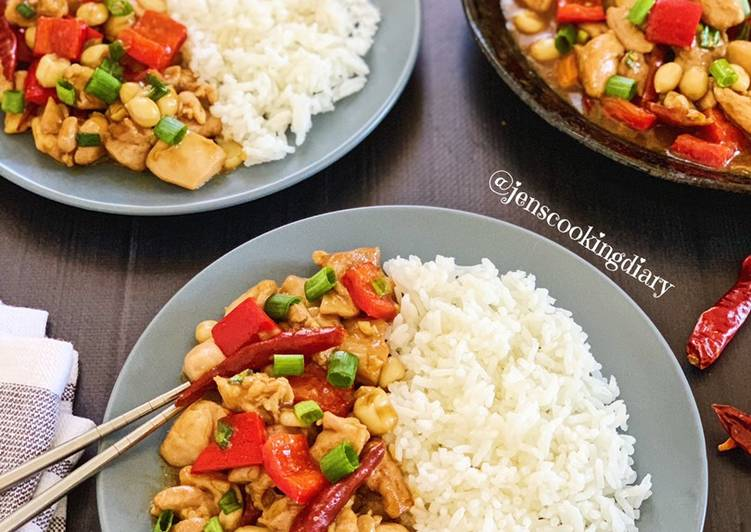 Recipe: Tasty Kung Pao Chicken