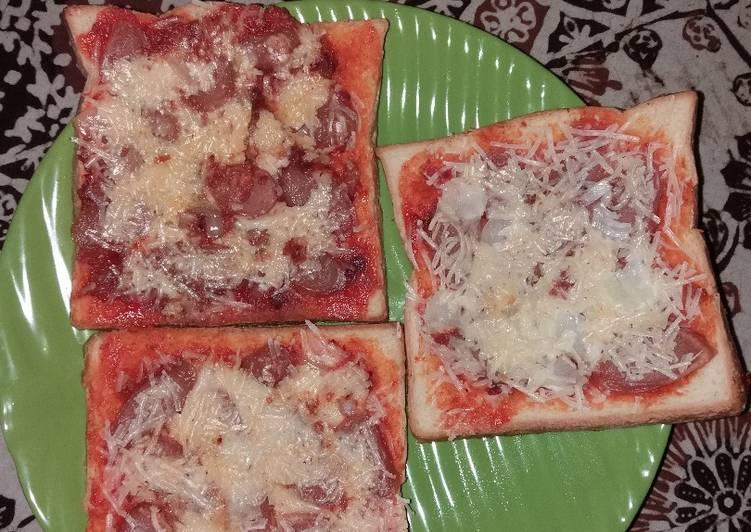 Bagaimana Cara Membuat Enak Pizza Roti Tawar Tanpa Oven