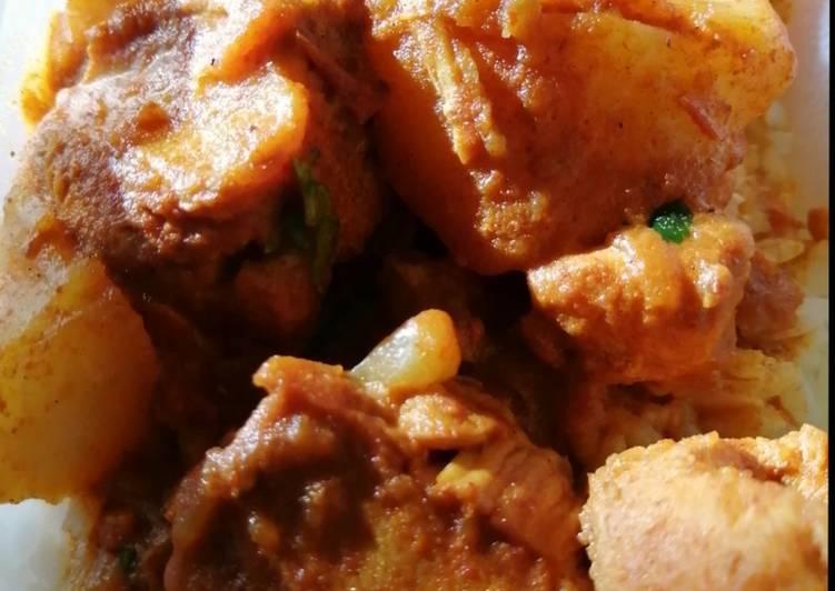 5 Best Practices Chicken Curry