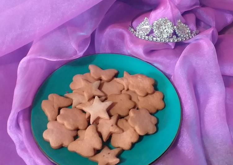 Biscotti in rosa