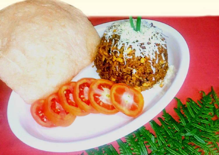 Nasi Goreng Keju