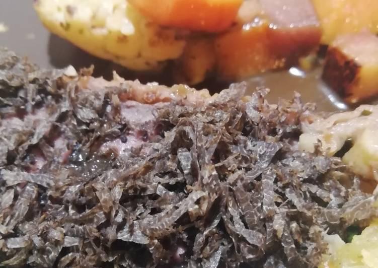 Filet de bœuf en croûte de feuilletage