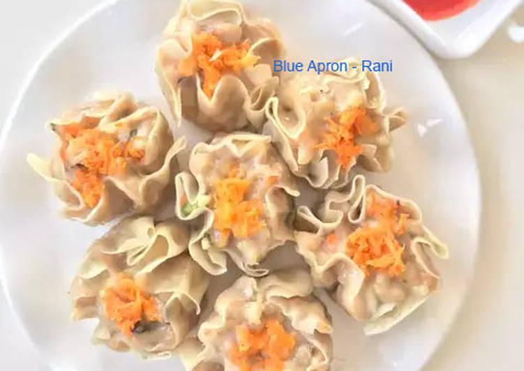 Siomay Ayam Udang special