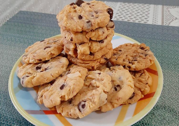 Cookies Coklat Mete