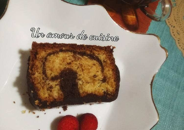 Cake avec seulement 2 oeufs