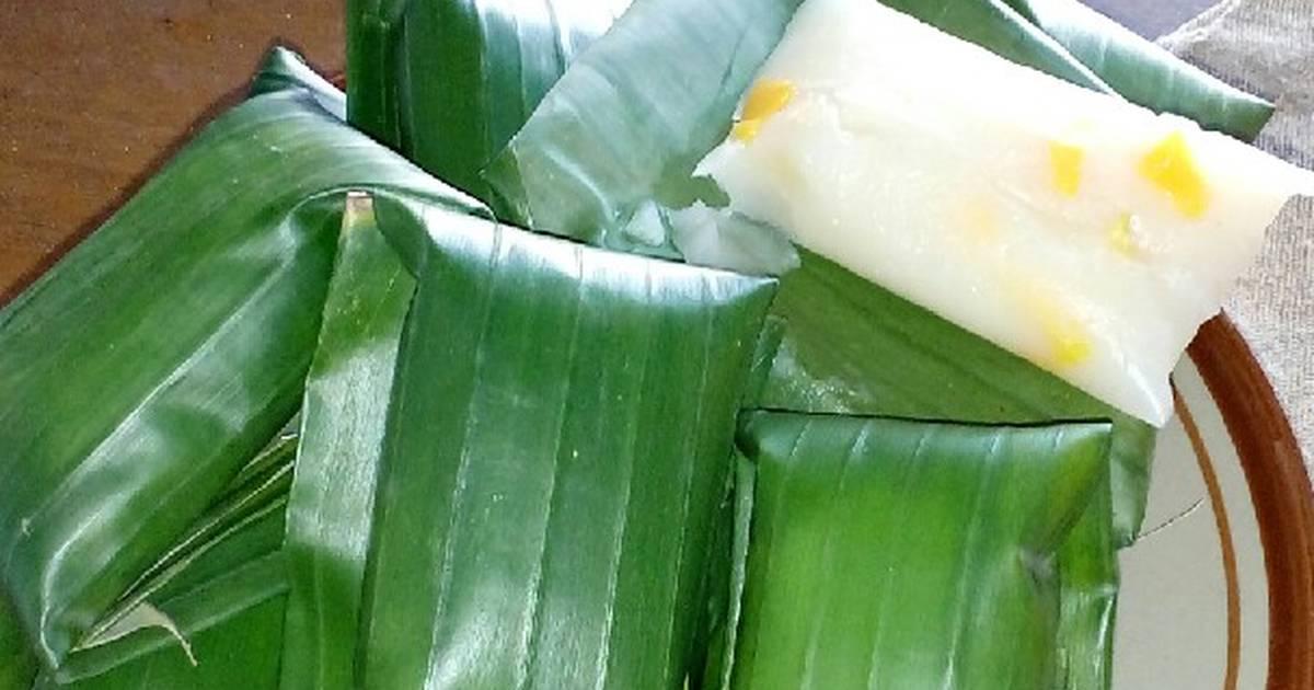 7 Resep Nagasari Nangka Tepung Maizena Enak Dan Sederhana Ala Rumahan Cookpad