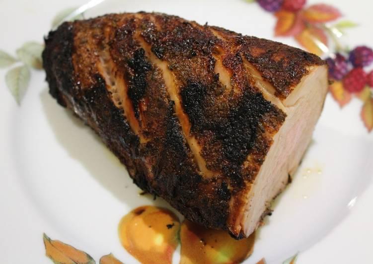 Recipe: Yummy Chili Rubbed Pork