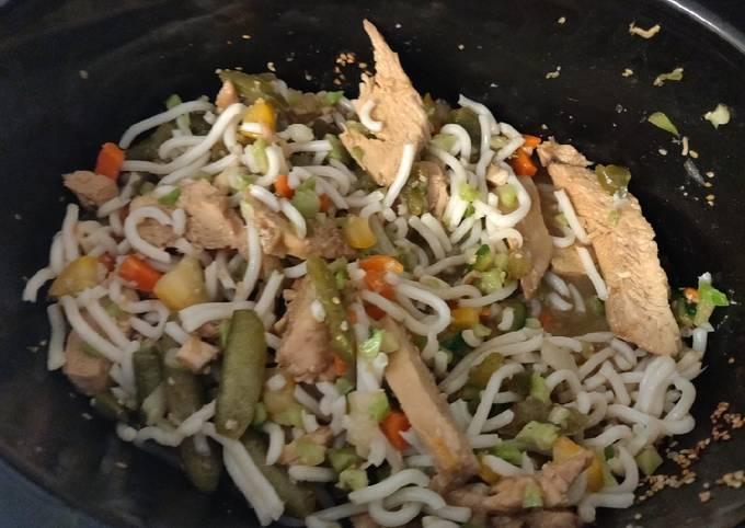 Tutorial Of Teriyaki Chicken Crock-Pot So Easy