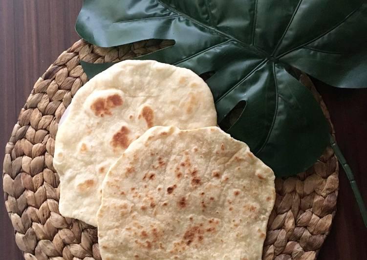 Roti Arab (خبز)