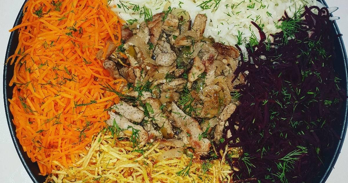 Блюда из свинины пошаговые рецепты с фото ракетная часть