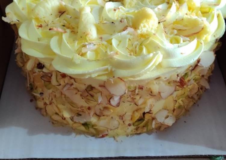 The Best Dinner Easy Cooking Rasmalai cake