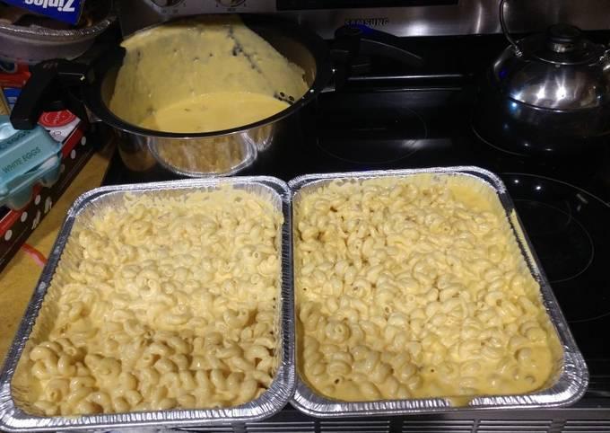 Recipe: Appetizing Mac-N-Cheese