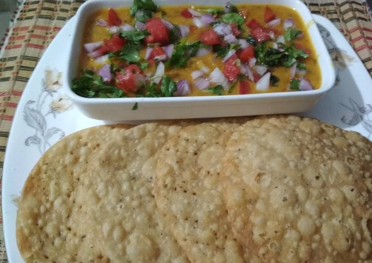 Step-by-Step Guide to Prepare Quick Dal Pakwaan