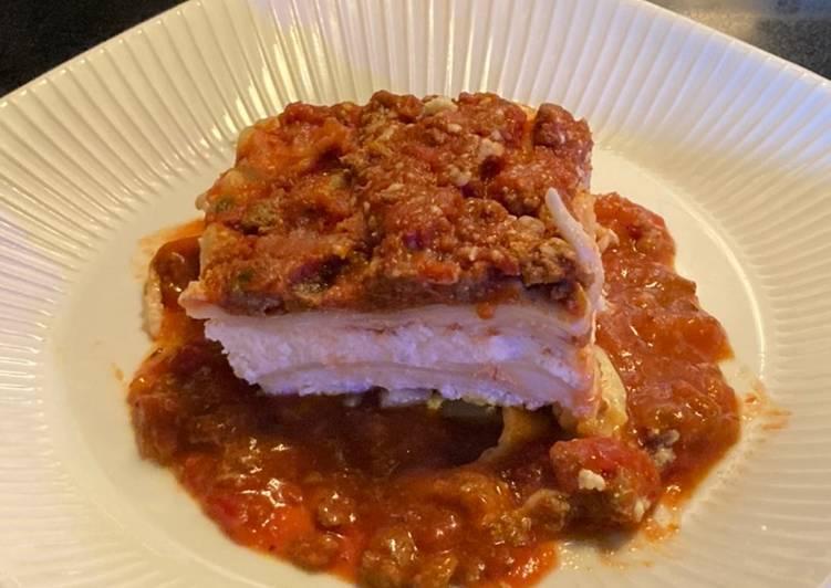 Steps to Prepare Speedy Lasagna