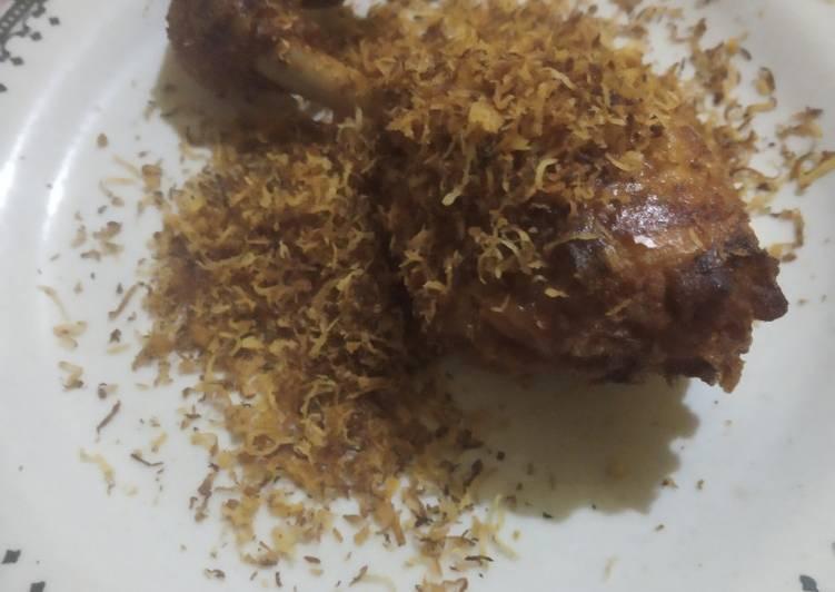 Ayam goreng tulang lunak gurih