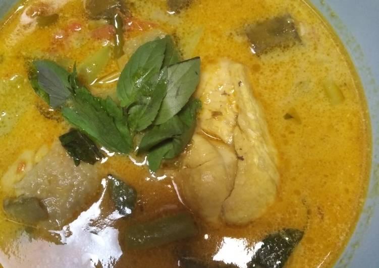 Kare ayam dn sayuran - cookandrecipe.com