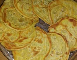 Roti Maryam/ Roti Canai/ Roti Prata
