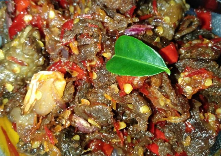 Resep Dendeng Daging Sapi Yang Renyah
