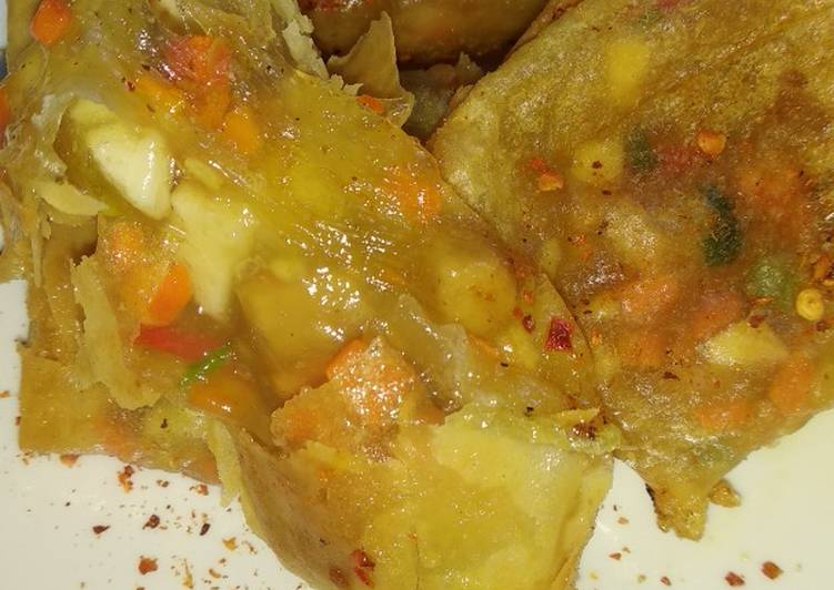 Resep Cibay Cemilan Aci Simpel Murah Meriah Menggugah Selera Resep Masakanku