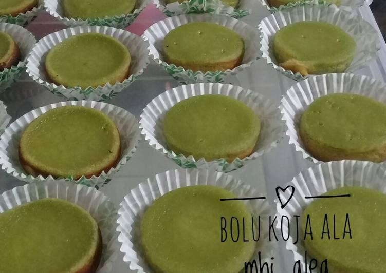 resep buat Bolu koja mini - Sajian Dapur Bunda