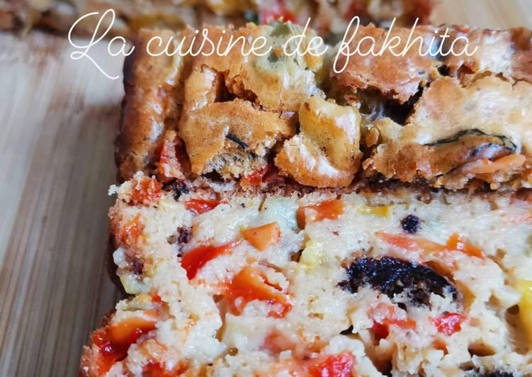 Comment faire Faire Appétissante Gâteau aux légumes