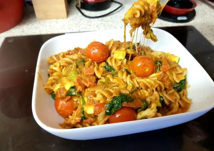 My Italian Style Pasta Dish. 😘