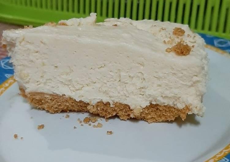 Tutorial Mempersiapkan Resep Sempurna Dari American cheesecake (no baked)