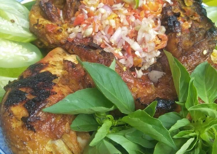 Ayam Bakar Sambel Matah | Ala iluh