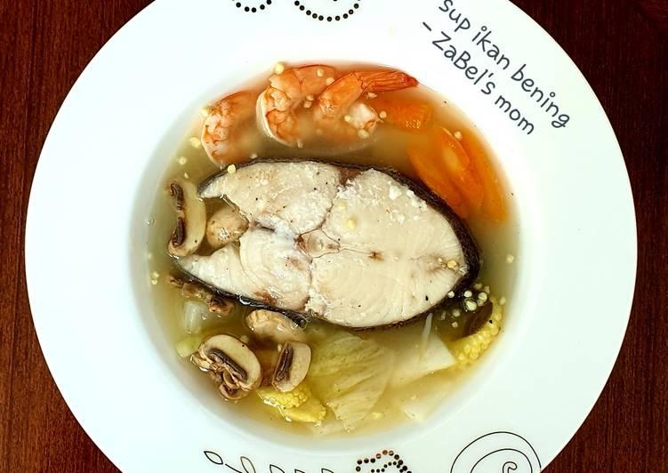 Sup Ikan Bening
