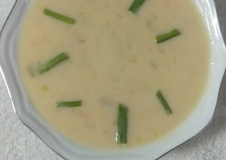 Recipe of Most Popular Potato soup
