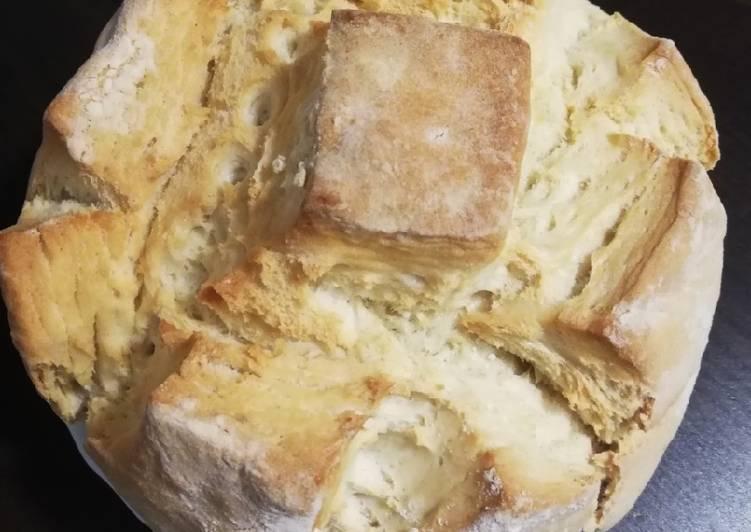 Pan rápido en bolsa de asar con Mastermix