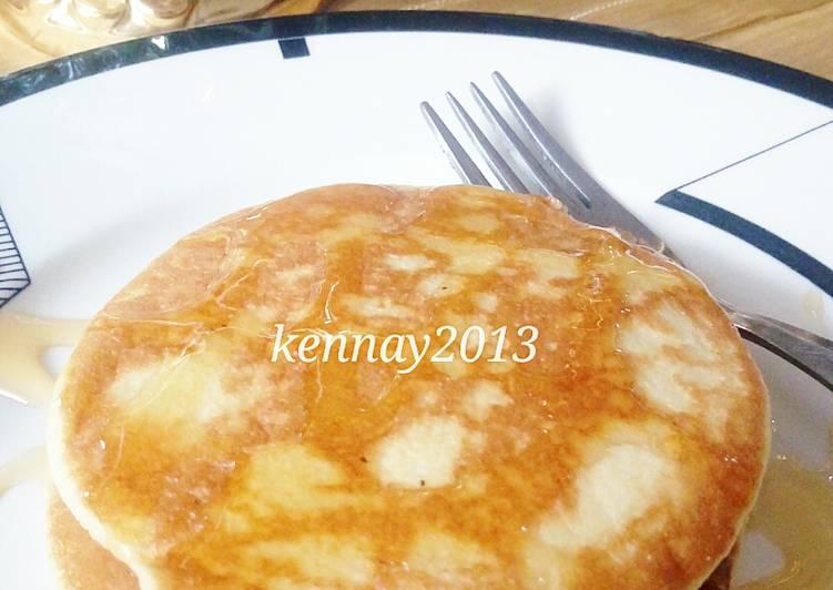 Resep Pancake Serba 2 Paling dicari