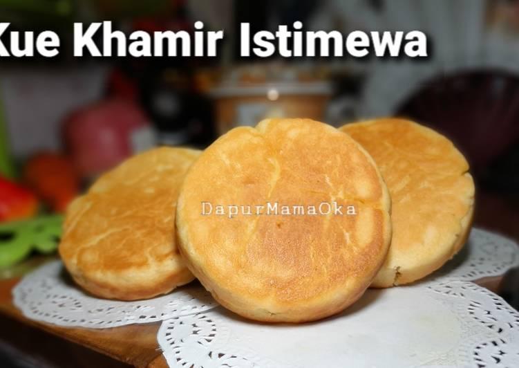 Kue Khamir Istimewa - cookandrecipe.com