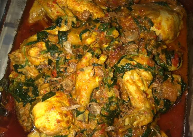 Cara Gampang Menyiapkan Ayam Woku Kemangi Khas Manado Anti Gagal