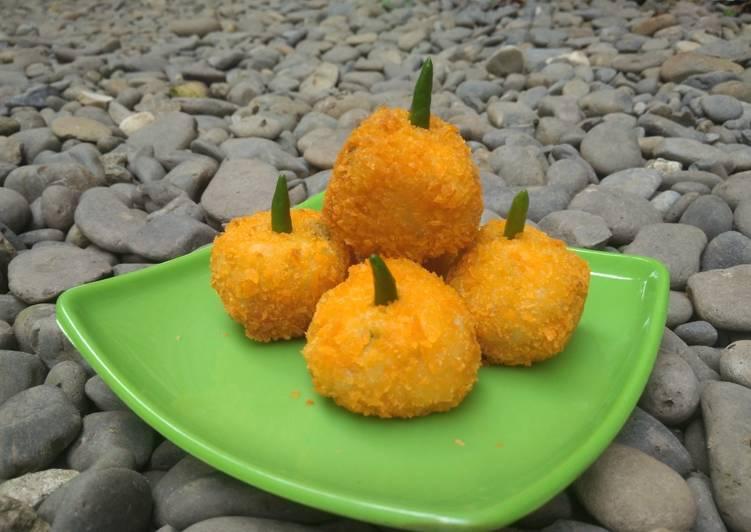 1. Kroket kentang simple ala Shanis