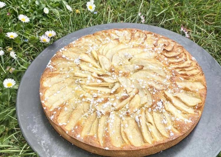 Facile Pas Cher  Gâteau aux pommes 🍏🍎