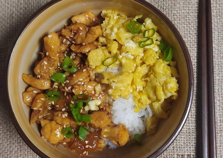 Resep Oyakodon, sarapan sehat dan mudah dibuat Paling Gampang
