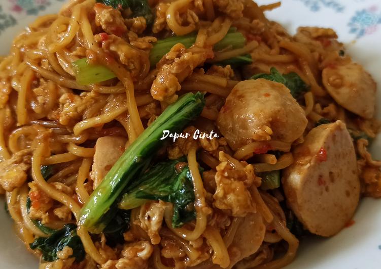 Resep Mie Goreng Gila Oleh Dapur Cinta Cookpad
