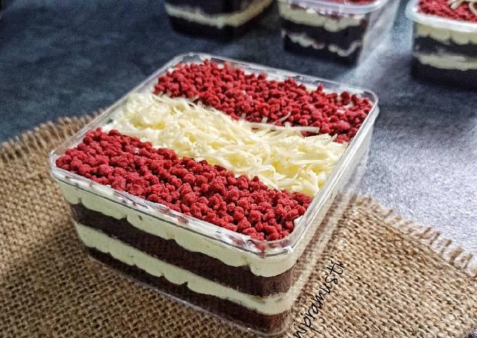 Redvelvet Dessert Box