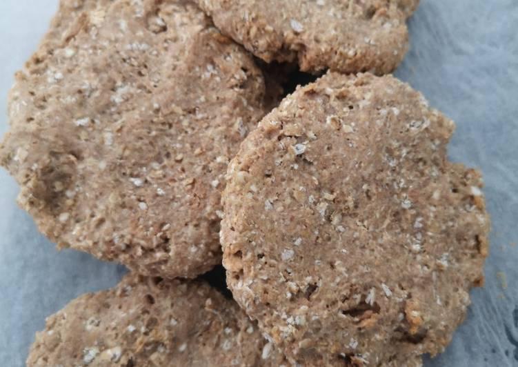Le moyen le plus simple de Préparer Appétissante Cookies flocons
