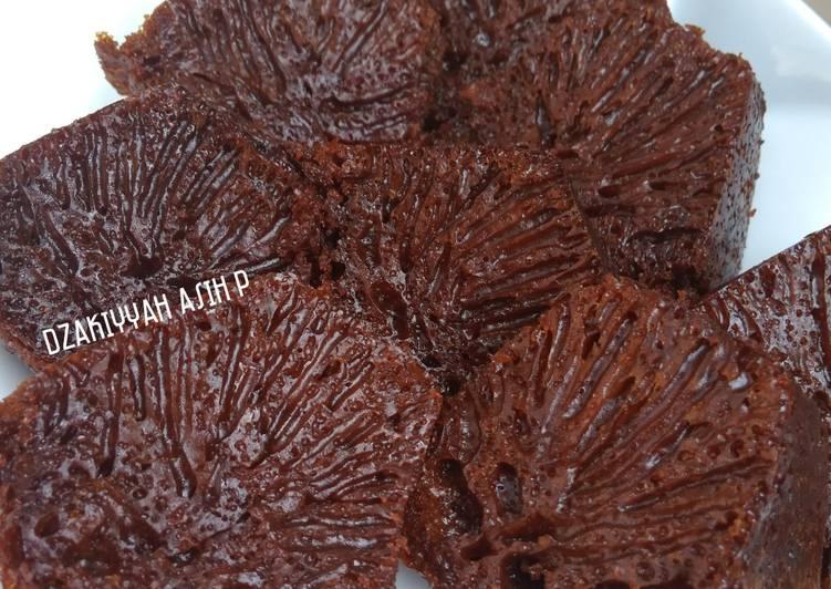 Resep Bolu sarang semut 10 telur oleh Dzakiyyah Asih P - Cookpad